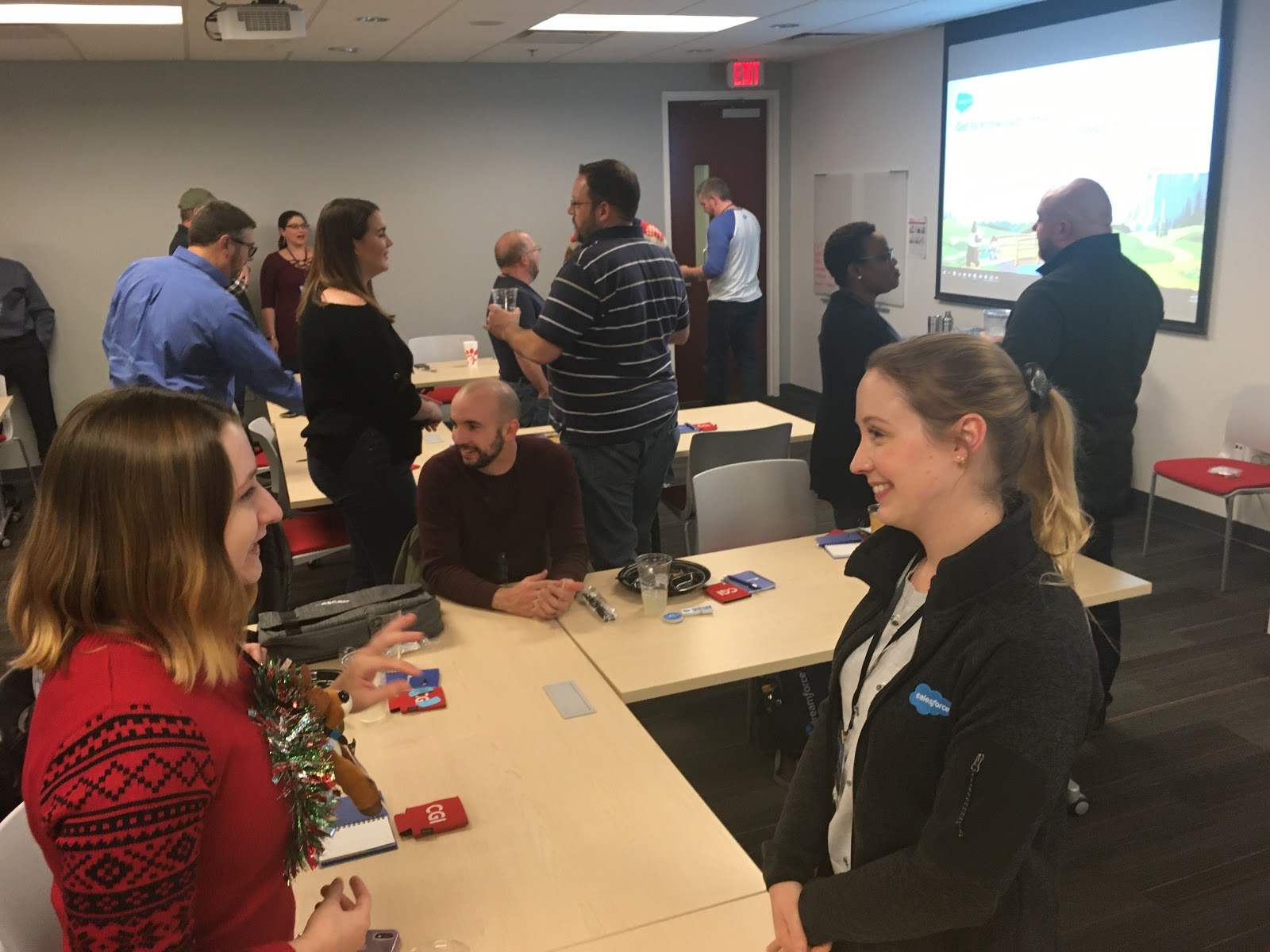 Last Month's Nashville Salesforce Administrator Group Meeting... of the Minds! 1